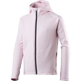 Houdini Jr Power Houdi Jacket panorama pink